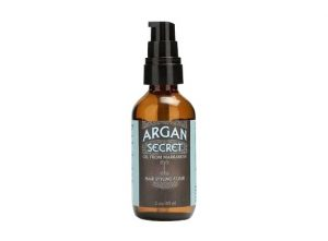 Argan Secret Hair Oil Elixir from Marrakesh